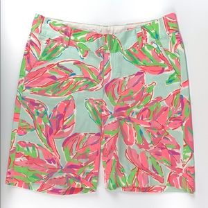Lilly Pulitzer The Chipper Short Bermuda Sz 2